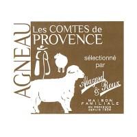 Ribs d'Agneaux d'une seule pièce en 1kg - Produits de Provence