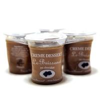 Crème dessert chocolat 4*125 gr