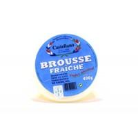 Brousse Fraîche en Pot de 400 gr - Fromage de Provence