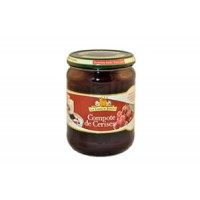 Compote traditionnelle Cerises 560 g