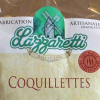 Coquillettes Blanches. 500 gr
