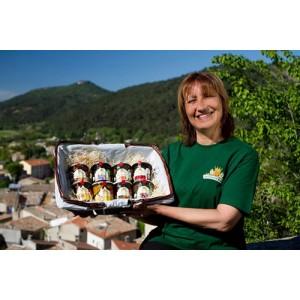 Les Comtes de Provence est une offre de spécialités sucrées et salées : confiture, compote, sirop, jus, complément alimentaire, confit culinaire