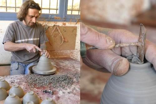 vente achat acheter en ligne terres et formes assiettes poterie art de la table gardanne 13. Black Bedroom Furniture Sets. Home Design Ideas
