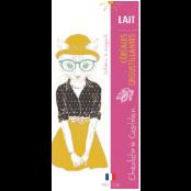 Tablette Tradition Lait Céréales Croustillantes 100 gr, Chocolat de Provence
