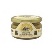Terrine Cailette aux Herbes de Provence 180 g