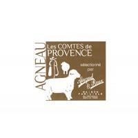 les agneaux d'origine française proviennent de Provence, des Alpes et du Languedoc et sont abattus et transformés dans les ateliers Alazard et Roux de Tarascon (13).