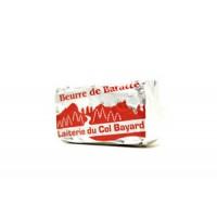 Beurre de barratte plaquette de 250 g