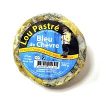Lou Pastre Mini Bleu Chèvre 200 g