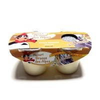Yaourt Brassé à la Vanille 2*125 g
