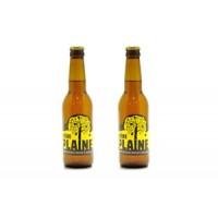 Bière de la Plaine Blonde 33 cl, Bière de Marseille