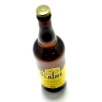 Bière de la Plaine Blonde 75 cl, Bière de Marseille