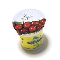 Yaourt aromatisé Estival au Lait Entier Pack 4x125 gr.  4 parfums : Amande, Mangue, Mandarine & Cerise