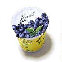 Yaourt aromatisé fruits rouges au lait entier en pack de 4*125 gr