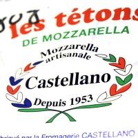 billes de mozzarella en saumure 1-kg mozzarella provencale