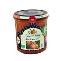 Confiture à l'ancienne Bio Abricot 350 g