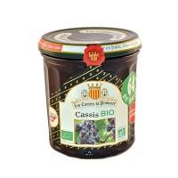 Confiture à l'ancienne Bio Cassis 350 g