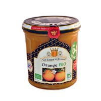 Confiture à l'ancienne Bio orange 350 g