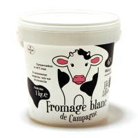 Fromage blanc de campagne 1 Kg