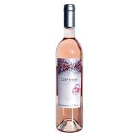Côté Levant Rosé AOP Luberon 75cl