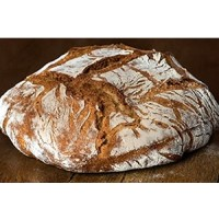 Pain BIO au levain naturel 700gr, le Carreau de blé