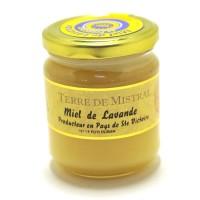 Miel de lavande label rouge 250 g