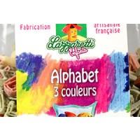 Alphabet 3 couleurs 500 g