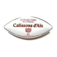 Boite traditionnelle de 44 calissons Léonard Parli d'Aix en Provence