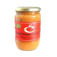 Purée Bio de Provence Pomme & Abricot 620 gr