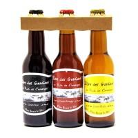 Bière des gardians découverte - pack de 3 - bière de Camargue