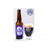 Bière brune traditionnelle de Provence