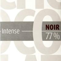 Tablette Tradition Noir Intense 77 % 100 gr chocolat de Provence