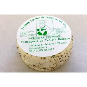 Producteur de fromage de Brebis à Selonnet, dans les Alpes de Hautes Provence