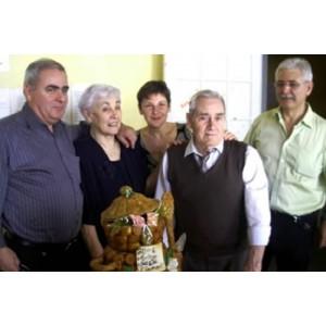 La famille Munos en 2009