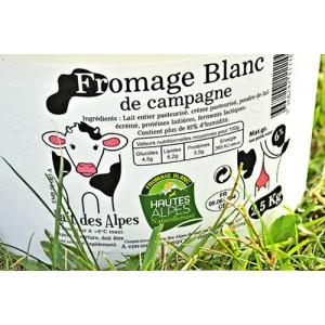 Produits laitiers des Hautes Alpes
