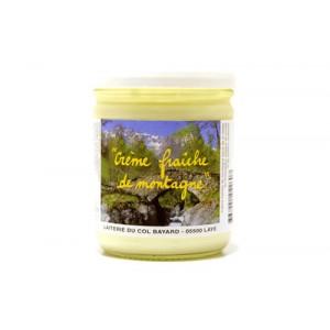 Crème fraîche des Hautes-Alpes