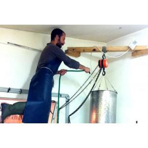 La Brasserie de La Plaine propose des bières traditionnelles, ni filtrées, ni pasteurisées, désaltérantes sous le soleil