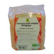Graine de Couscous semi-complet Bio, 500gr