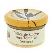 Délice de Chèvre aux Tomates Séchées - 90 g