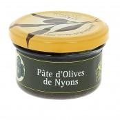Pâte d'Olives Noires de Nyon - 90 g
