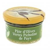 Pâte d'Olives Noires Picholines - 90 g