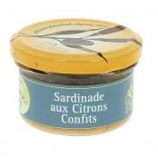 Sardinade aux Citrons Confits - 90 g