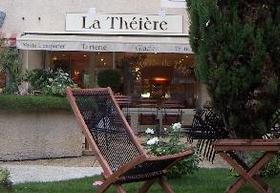 Restaurant la Theiere Puyricard