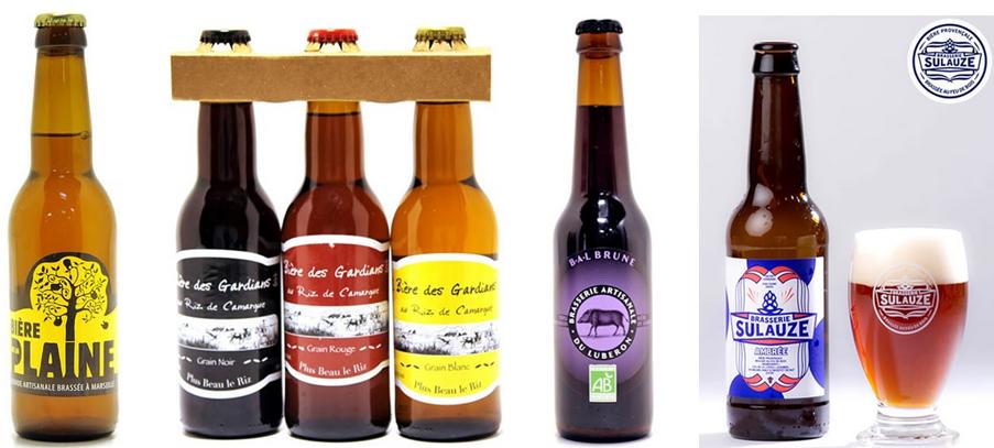 Bières Artisanales de Provence